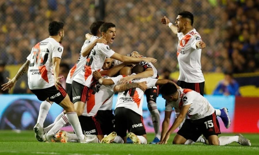 El River de Gallardo volvió a eliminar a Boca y jugará la final de la Copa Libertadores