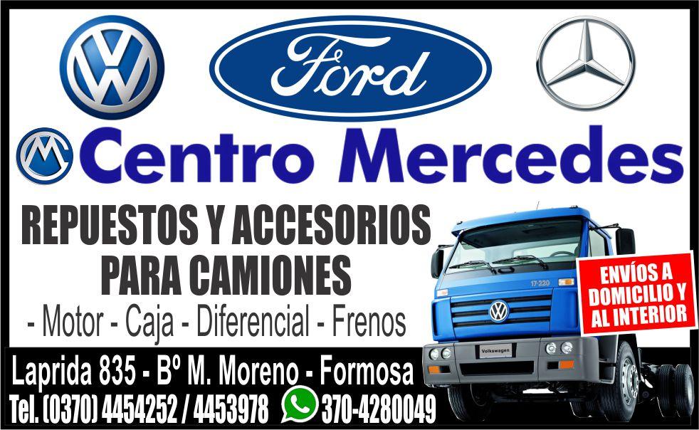 Centro Mercedes